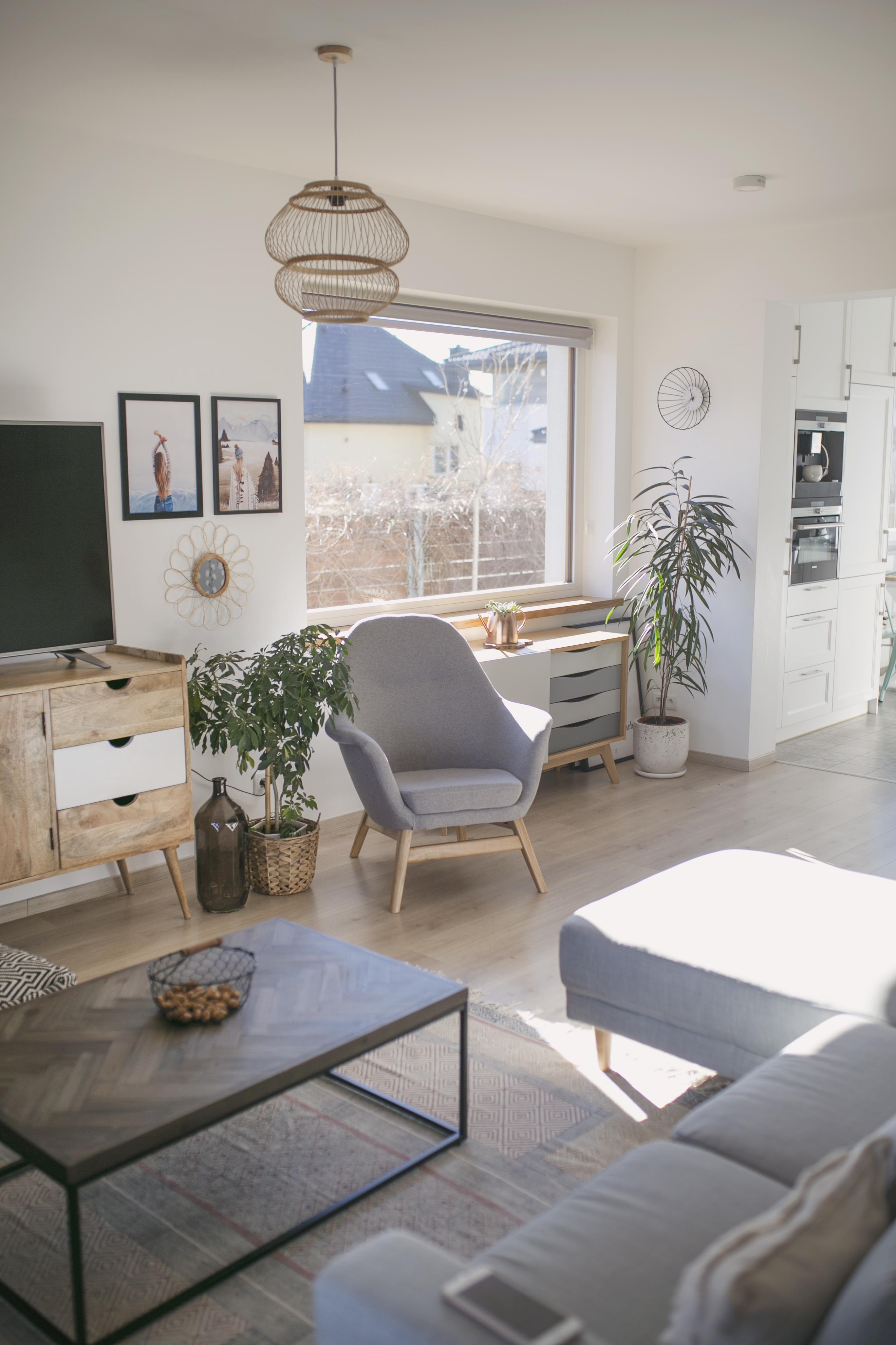 salon, meble JYSK