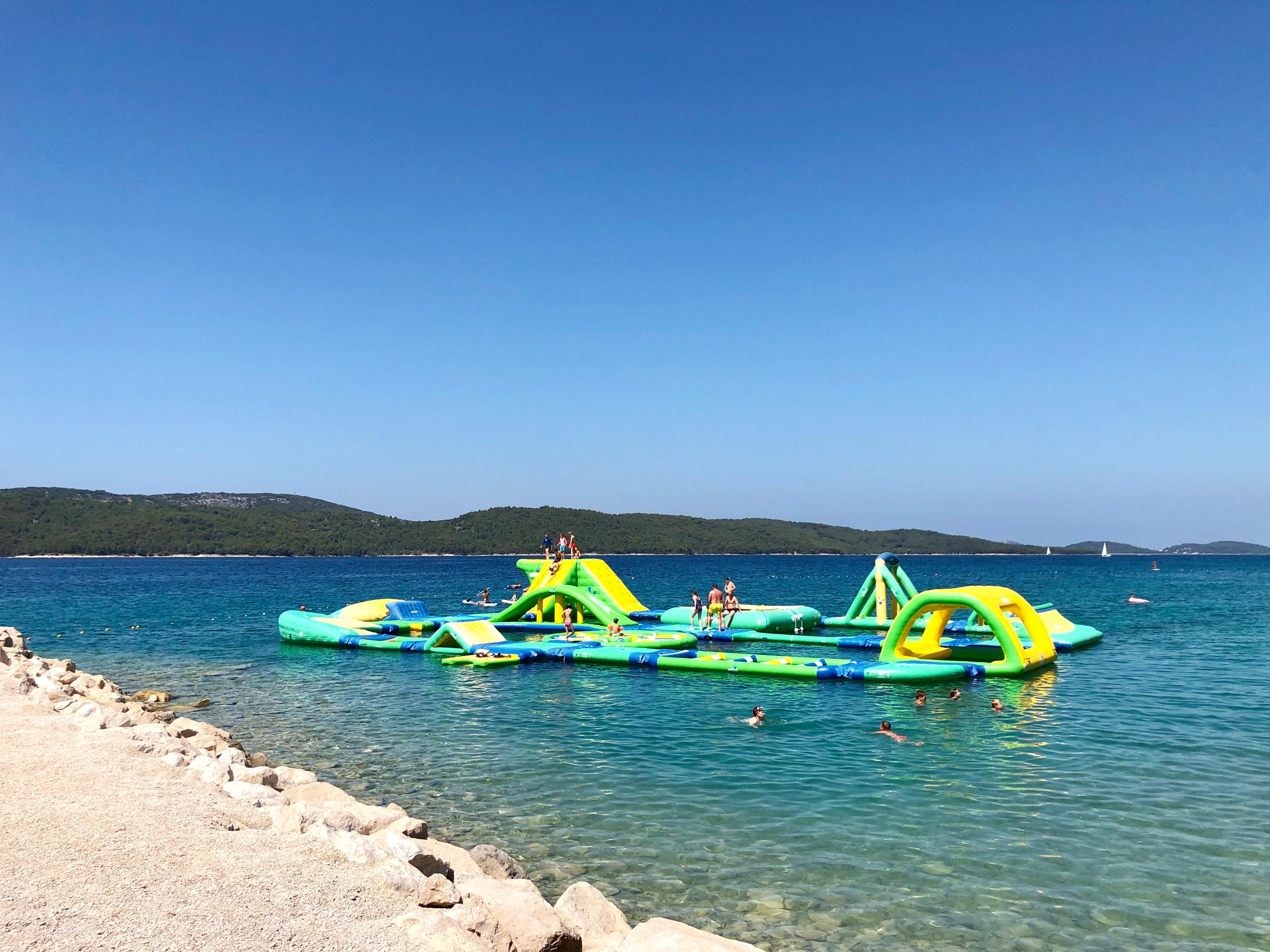 Camping Solaris Beach Resort, croatia, chorwacja, kemping