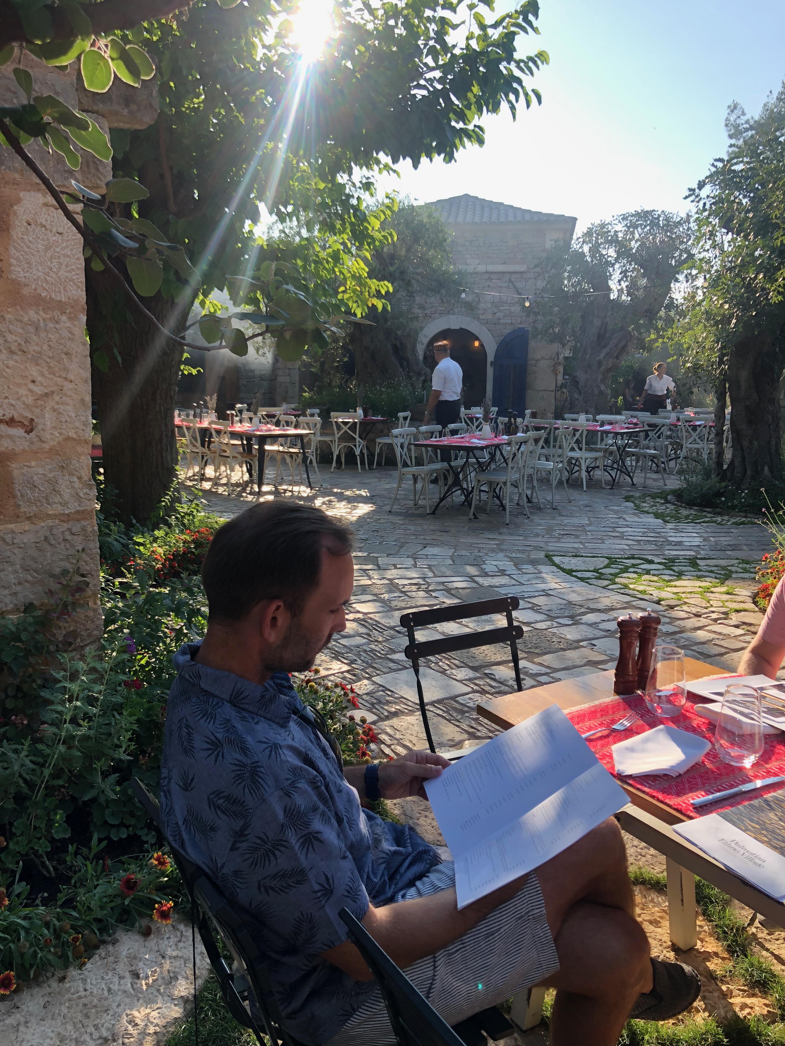 solaris restaurant croatia