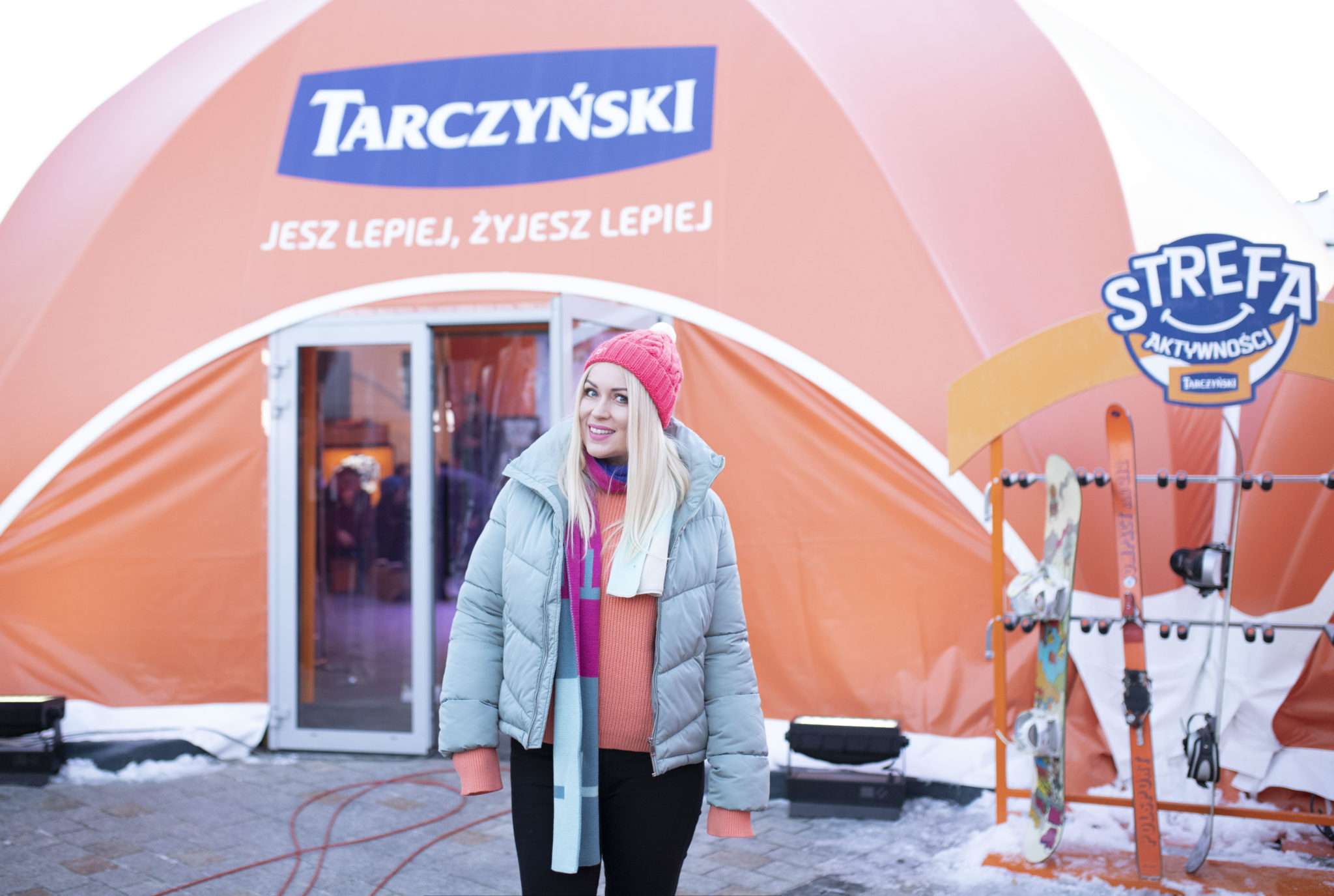 strefa aktywności tarczyński, tarczyński, zakopane